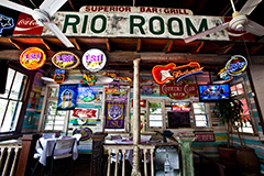 Superior Grill Baton Rouge Rio Room Photo Tour